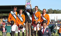 jTeam Netherlands, Smolders Harrie, Van der Vleuten Maikel, Ehrens Rob, Van Asten Leopold, Schroder Gerco <br />