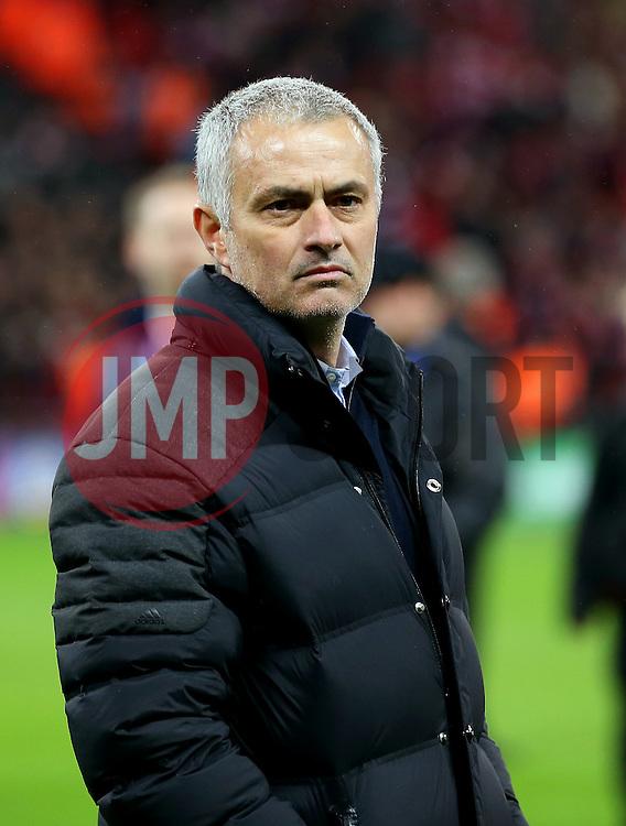 Manchester United manager Jose Mourinho - Mandatory by-line: Matt McNulty/JMP - 26/02/2017 - FOOTBALL - Wembley Stadium - London, England - Manchester United v Southampton - EFL Cup Final
