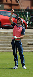 Gareth Bale - St Andrews Old Course - 20-07-2016<br /> <br /> Gareth Bale at the Old Course in St Andrews<br /> <br /> (c) David Wardle | Edinburgh Elite media