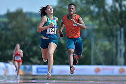 05/08/2017; Ferreira, Gabriela, T12, BRA at 2017 World Para Athletics Junior Championships, Nottwil, Switzerland