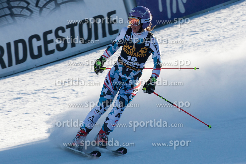 Michaela Kirchgasser (AUT) during 6th Ladies' Giant slalom at 53rd Golden Fox - Maribor of Audi FIS Ski World Cup 2015/16, on January 7, 2017 in Pohorje, Maribor, Slovenia. Photo by Marko Vanovsek / Sportida