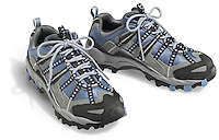 hi tec pair running shoes