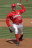 Nebraska starting pitcher Tony Watson pitched 7 1/3 innings and got the win against the Wildcats.  Nebraska held on to beat Kansas State 5-4 at Tointon Stadium in Manhattan, Kansas, April 1, 2006.