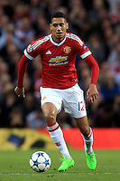 Manchester United's Chris Smalling