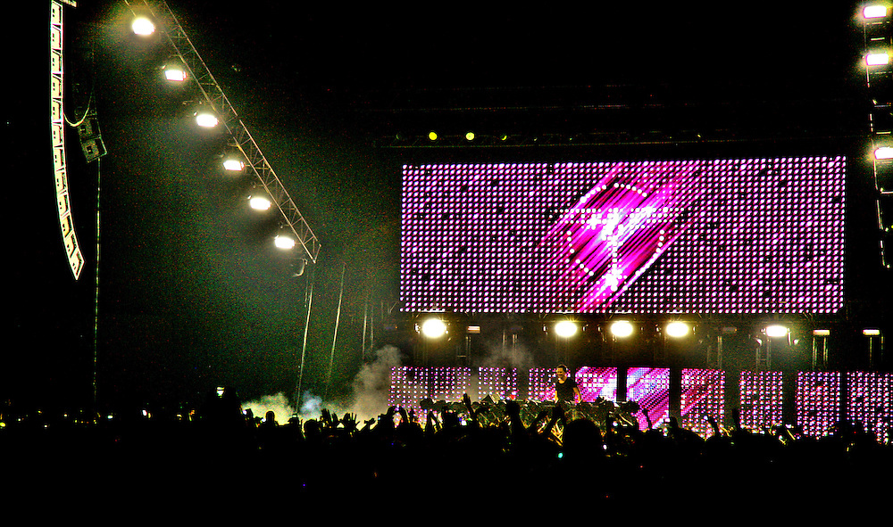 Tiesto in Laredo, Texas at the Laredo Arena