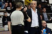 DESCRIZIONE : Bologna Lega A 2014-15 Granarolo Bologna Vanoli Cremona<br /> GIOCATORE : Cesare Pancotto arbitro<br /> CATEGORIA : arbitro fairplay<br /> SQUADRA : Vanoli Cremona arbitro<br /> EVENTO : Campionato Lega A 2014-15<br /> GARA : Granarolo Bologna Vanoli Cremona<br /> DATA : 20/12/2014<br /> SPORT : Pallacanestro <br /> AUTORE : Agenzia Ciamillo-Castoria/Max.Ceretti<br /> Galleria : Lega Basket A 2014-2015 <br /> Fotonotizia : Bologna Lega A 2014-15 Granarolo Bologna Vanoli Cremona<br /> Predefinita :