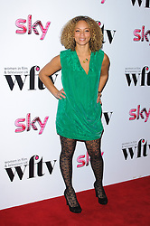 Angela Griffin during the Women In Film & Television Awards 2012 held at the Hilton, London, England, December 7, 2012. Photo by Chris Joseph / i-Images.