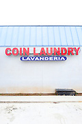 The Coin Laundry in East Point, Georgia is where Roberto and Eduardo wash their clothes.