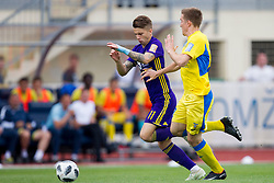Luka Zahovic of NK Maribor during football match between NK Domzale and NK Maribor in Round #32 of Prva liga Telekom Slovenije 2017/18, on May 9, 2018 in Sports park Domzale, Domzale, Slovenia. Photo by Urban Urbanc / Sportida