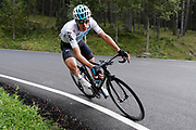 David De La Cruz (ESP - Team Sky) during the 73th Edition of the 2018 Tour of Spain, Vuelta Espana 2018, 20th stage Andorra Escaldes Engordany - Coll de la Gallina 97.3 km on September 15, 2018 in Spain - Photo Luca Bettini / BettiniPhoto / ProSportsImages / DPPI