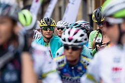 Doris Schweizer (Cylance Pro Cycling) - Emakumeen Bira 2016 Stage 1 - A 76.6km road stage starting and finishing in Eskoriatza, Spain on 14th April 2016.