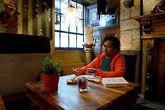20140627 NED: Portret Ellen Liklikwatil, Nijkerk