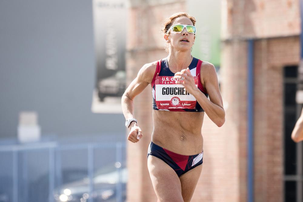 USA Olympic Team Trials Marathon 2016, Kara Goucher, Oiselle, Skechers