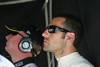 Dario Franchitti, Bombardier Learjet 500, Texas Motor Speedway, Ft. Worth, TX USA, 6/10/2006