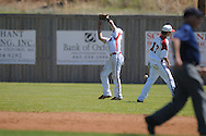 Oxford vs. Lafayette in high school baseball action in Oxford, Miss. on Saturday, April 2, 2011. Oxford won 6-4.