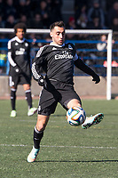 Real Madrid Castilla´s Llorente during 2014-15 Spanish Second Division B match between Trival Valderas and Real Madrid Castilla at La Canaleja stadium in Alcorcon, Madrid, Spain. February 01, 2015. (ALTERPHOTOS/Luis Fernandez)