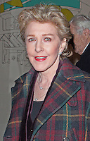 LONDON - January 29: Patricia Hodge at the Costa Book of the Year Awards (Photo by Brett D. Cove)