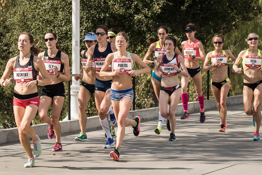 USA Olympic Team Trials Marathon 2016, Osment, Oiselle