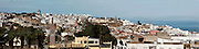 Tangier, Morocco, pictured on December 27, 2009. A panoramic view of Tangier, the 'White City', gateway to North Africa, a port on the Straits of Gibraltar where the Meditaerranean meets the Atlantic is an ancient city where many cultures, Phoenicians, Berbers, Portuguese and Spaniards have all left their mark. With its medina, palace and position overlooking two seas the city is now being developed as a tourist attraction and modern port. Picture by Manuel Cohen