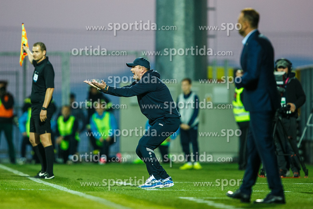 Matjaz Kek head coach of HNK Rijeka during football match between HNK Rijeka and GNK Dinamo Zagreb in Round #27 of 1st HNL League 2016/17, on November 5, 2016 in Rujevica stadium, Rijeka, Croatia. Photo by Grega Valancic / Sportida