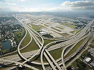 Aviation Aerial FLL International Airport