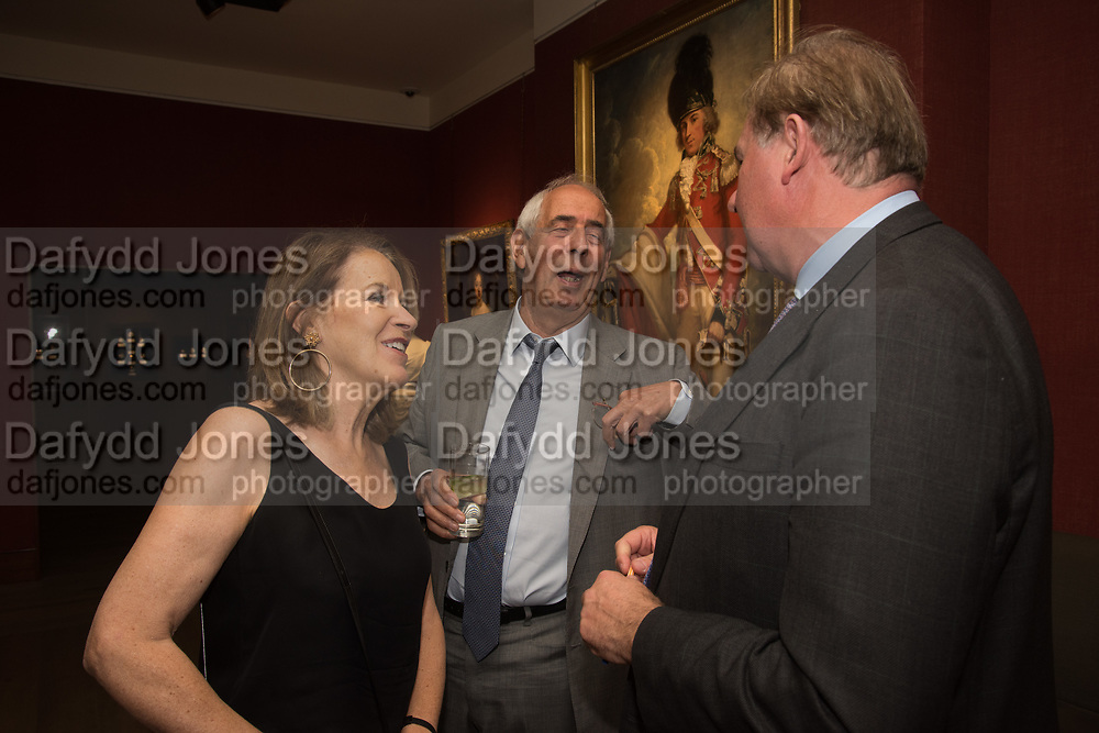 VERONICA WADLEY, TOM BOWER, SIR BILL CASH Restoration Heart A memoir by William Cash. Philip Mould and Co. 18 Pall Mall. London. 10 September 2019