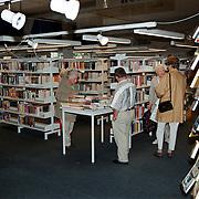 Bibliotheek kerkstraat gaat sluiten
