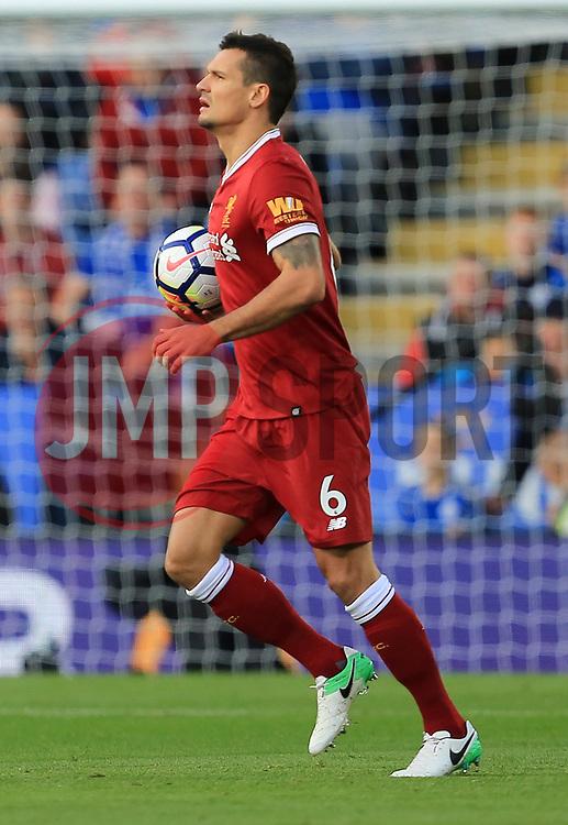 Dejan Lovren of Liverpool - Mandatory by-line: Paul Roberts/JMP - 23/09/2017 - FOOTBALL - King Power Stadium - Leicester, England - Leicester City v Liverpool - Premier League
