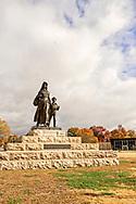 Pioneer Woman Museum, Ponca City, Oklahoma