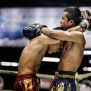 Muay Thai child fighters