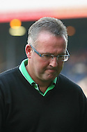 Picture by David Horn/Focus Images Ltd +44 7545 970036<br /> 23/07/2013<br /> Paul Lambert , Manager of Aston Villa during the Pre Season Friendly match at Kenilworth Road, Luton.