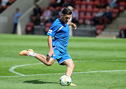 Jake Gosling of Bristol Rovers - Mandatory by-line: Neil Brookman/JMP - 25/07/2015 - SPORT - FOOTBALL - Cheltenham Town,England - Whaddon Road - Cheltenham Town v Bristol Rovers - Pre-Season Friendly