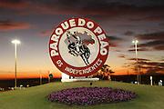 BARRETOS,SP, 29.08.2015 - BARRETOS-2015 - Vista do parque do Peão de Boiadeiro de Barretos, no interior de São Paulo, ontem, 28. (Foto: Paduardo/Brazil Photo Press)