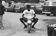 Big Daddy G On A  Mini-Bike, Womad, 1987
