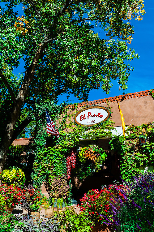 El Pinto Restaurant and Cantina, Albuquerque, New Mexico USA