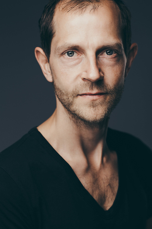 Skuespiller Nicolai Dahl Hamilton (foto© HEIN Photography