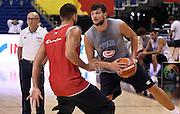 DESCRIZIONE : Berlino EuroBasket 2015 - allenamento<br /> GIOCATORE : Alessandro Gentile<br /> CATEGORIA : allenamento<br /> SQUADRA : Italia Italy<br /> EVENTO : EuroBasket 2015<br /> GARA : Berlino EuroBasket 2015 - allenamento<br /> DATA : 03/09/2015<br /> SPORT : Pallacanestro<br /> AUTORE : Agenzia Ciamillo-Castoria/R.Morgano<br /> Galleria : FIP Nazionali 2015<br /> Fotonotizia : Berlino EuroBasket 2015 - allenamento