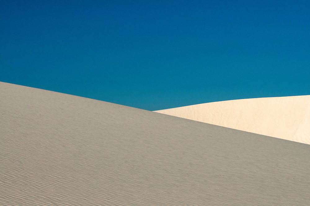 White Sands National Monument, New Mexico.