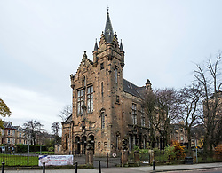 Dixon Community Centre in Govanhill district of Glasgow, Scotland, United Kingdom.