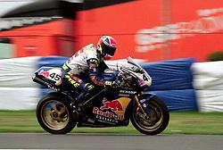 JAMES HAYDON GBR REVE RED BULL DUCATI,  World Superbike Championship Donington Park 14th May 2000