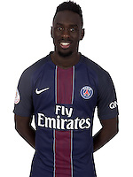 Jean Kevin Augustin of PSG during PSG photo call for the 2016-2017 Ligue 1 season on September, 7 2016 in Paris, France<br /> Photo : C.Gavelle/ PSG / Icon Sport
