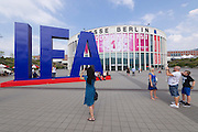 Berlin, Germany. IFA (Internationale Funkausstellung), World's biggest consumer electronics fair.