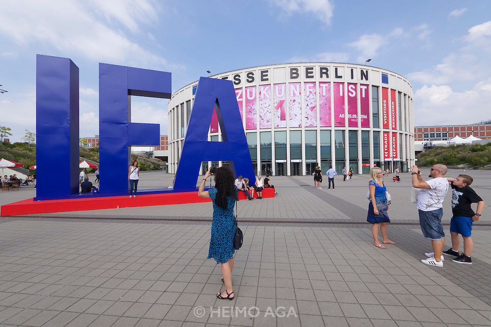 Berlin, Germany. IFA (Internationale Funkausstellung), World's biggest consumer electronics fair.