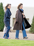 16-4-2015 - Fredensborg - 16-4-2015 -  - Fredensborg Castle  Queen Silvia of Sweden  And King Carl XVI Gustaf , King Harald  ,King Filip and Queen Mathilde of Belgium , Crown Princess Mary and prince Frederik , Queen Maxima And King Willem Alexander , prince joachim and princess marie attent the 75 th Birthday celebration of of Queen Margrethe II . COPYRIGHT ROBIN UTRECHT