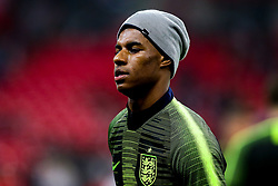 Marcus Rashford of England - Mandatory by-line: Robbie Stephenson/JMP - 15/11/2018 - FOOTBALL - Wembley Stadium - London, England - England v United States of America - International Friendly
