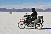 Motorcycling through Bolivia