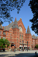 Music Hall Cincinnati Over the Rhine