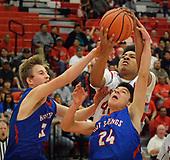 Boys State High School Basketball 2018