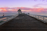 San Clemente Pier Orange County California