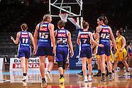 Adeliade Lightning vs Sydney Uni Flames